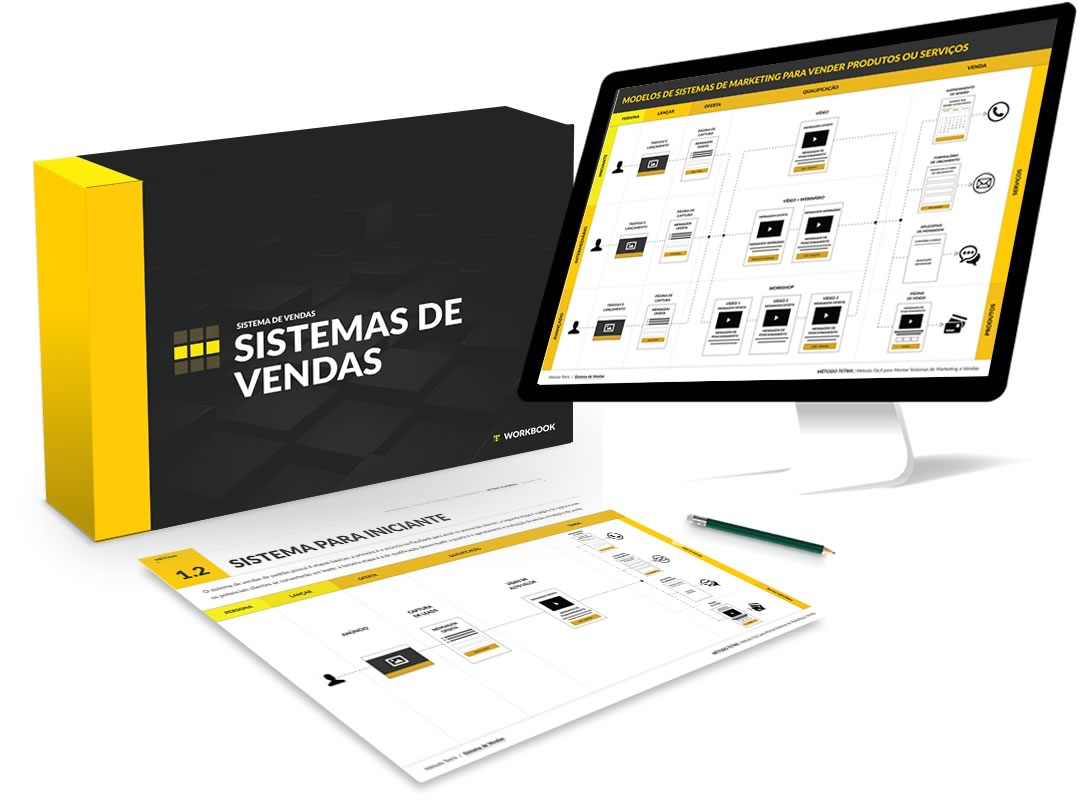 Módulo Sistemas de Marketing | MÉTODO TETRIS | Curso de Marketing Digital para Consultores e Agências